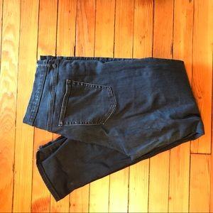 Gap slim straight jeans